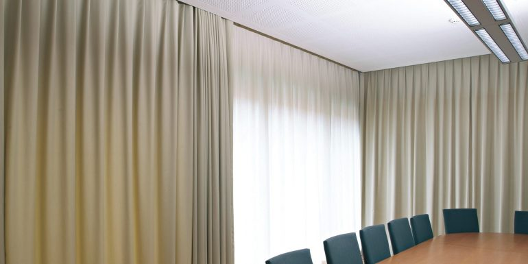 At Corona Contracts We Have Been Completing Projects For Over 20 Years Supplying And Installing Commercial Medical Blinds Curtains Curtain Track