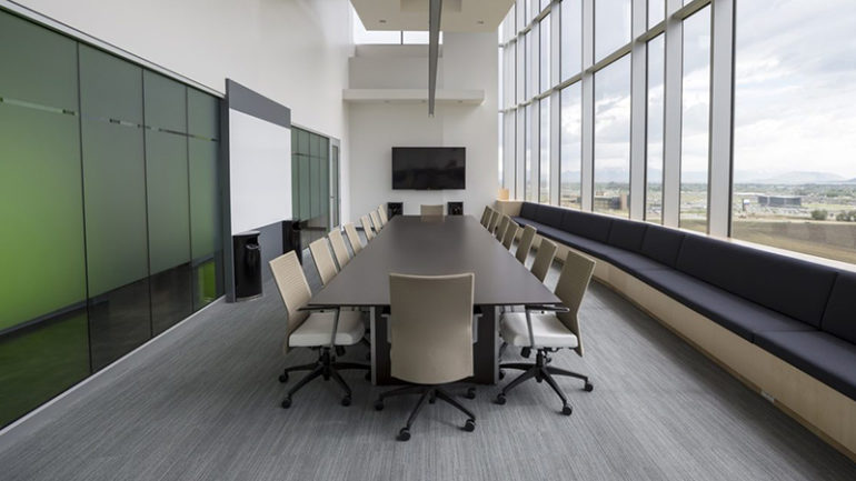 Boardroom & Executive Office Blinds