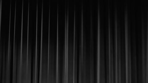 Black Stage Curtains
