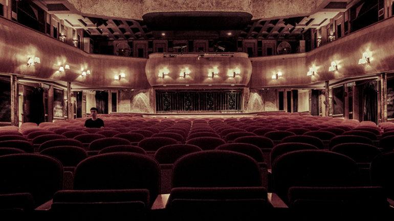 Theatre Drapes Manufacture & Installation