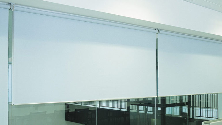 Office Roller Blinds Design Manufacture Installation