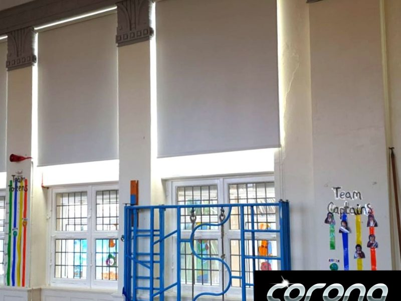 School Roller Blinds, Preston