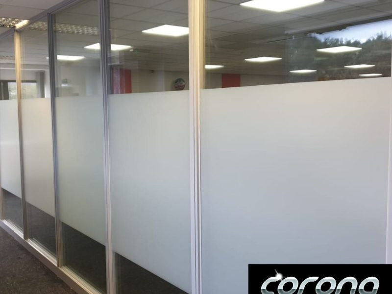 Office Window Tinting Film, Crewe