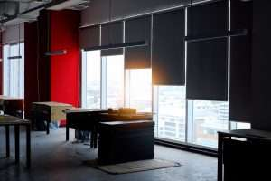 Blackout Blinds Supply & Installation Service