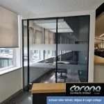 Roller blinds Wigan and Leigh college23